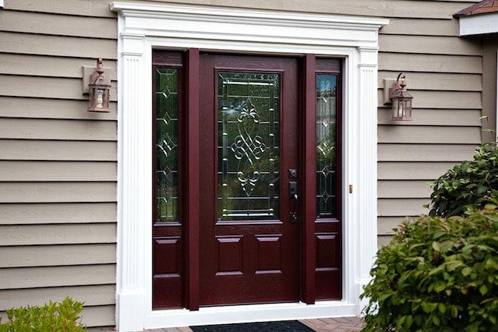 Door1 · Door7 · Front Door · Door6 · Door5 · Door4 · GuarExt House Exterior  ...