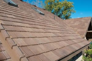 Guaranteed exteriors for Multi cedar shingles